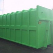 35 Cubic Yard Compaction Container