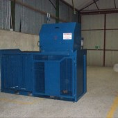 Fishing Net Baler Supplied to BIM